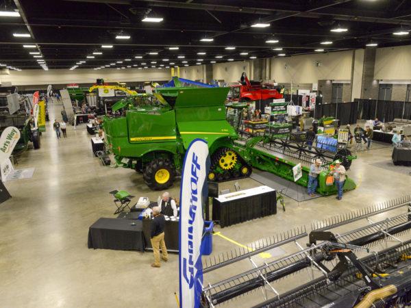 Photo by Larry Schroeder, Harvest Convention 2021